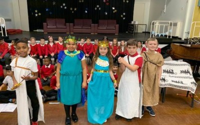 Y4 Assembly on Ancient Greece