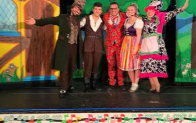 M and M Productions Panto