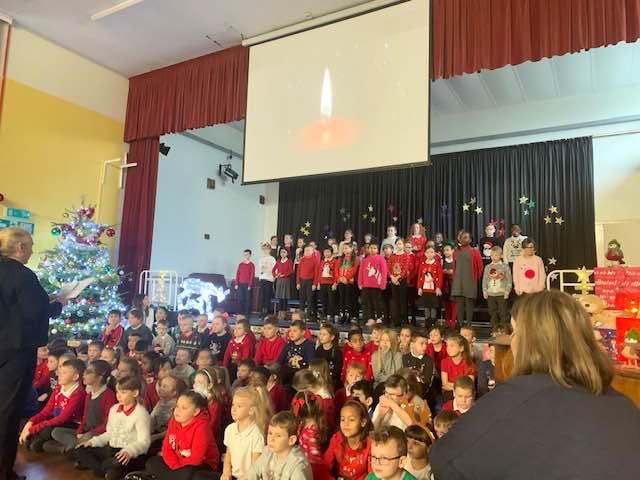 Y3 & Y4 Christmas Carol Concert