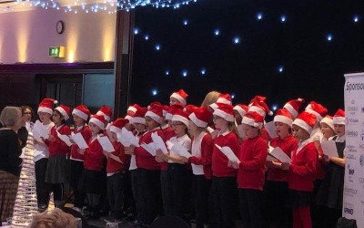 Ron's Christmas Lunch – Christmas Choir