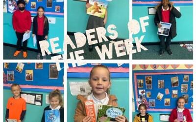 Readers of the Week