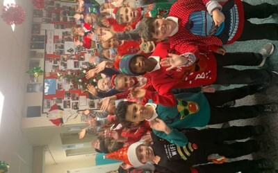 1st Day of Christmas – Xmas Jumpers
