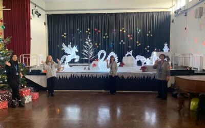 3rd Day of Christmas – Decorate the Hall