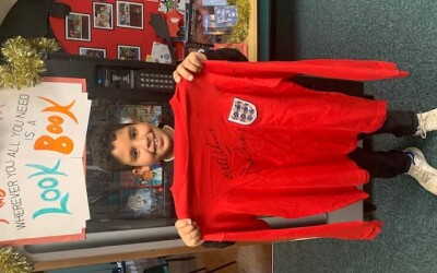 8th Day of Christmas – A signed '66 World Cup shirt